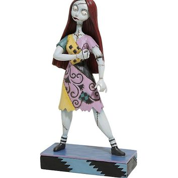 The Nightmare Before Christmas Sewing Patchwork Sally Figure