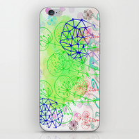 happy road iPhone & iPod Skin by Marianna Tankelevich