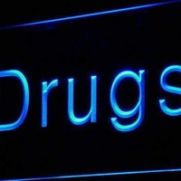Drug Store LED Neon Light Sign