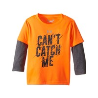 Under Armour Kids Can't Catch Me Slider (Infant) Blaze Orange - Zappos.com Free Shipping BOTH Ways