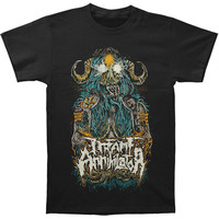 Infant Annihilator Men's  Priestess T-shirt Black