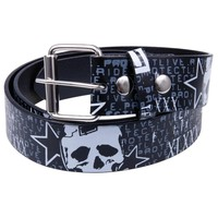 Protect Live Ride Leather Belt