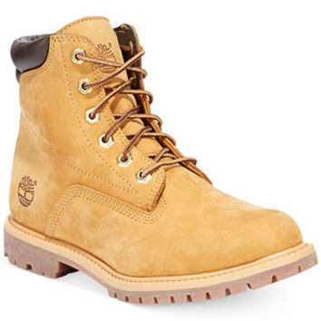 Timberland Women's Waterville Premium Booties - A Macy's Exclusive