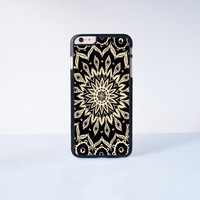 "Mandala Plastic Phone Case For iPhone iPhone 6 Plus (5.5"") More Case Style Can Be Selected"