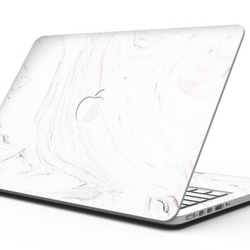 Pink 29 Textured Marble - MacBook Pro with Retina Display Full-Coverage Skin Kit