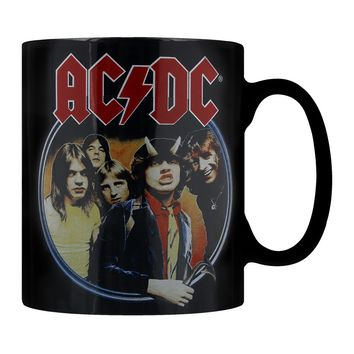 AC/DC Devil Angus Boxed Ceramic Mug