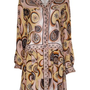 Emilio Pucci Vintage 1960S Drop Waist Dress