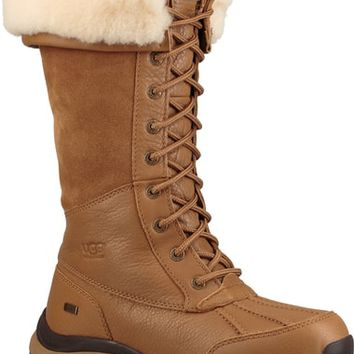UGG® Adirondack II Waterproof Tall Boot (Women) | Nordstrom