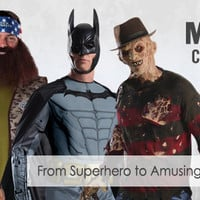 Halloween Costumes for Men | Mens Halloween costumes at Oya Canada