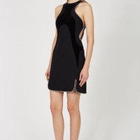 Alexander Wang Paneled Ballchain Outline Dress - WOMEN - JUST IN - Alexander Wang