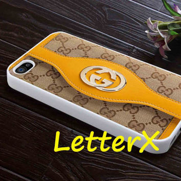 yellow gucci wallet Case for iPhone 4/4S/5/5S/5C, Samsung Galaxy S3/S4, iPod touch 4/5, htc One x/x+/S