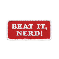 Beat It, Nerd Patch