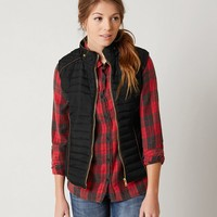 YMI QUILTED PUFFER VEST