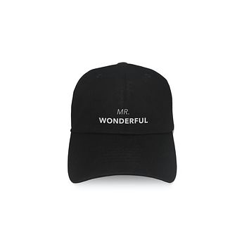 Hat- Mr. Wonderful