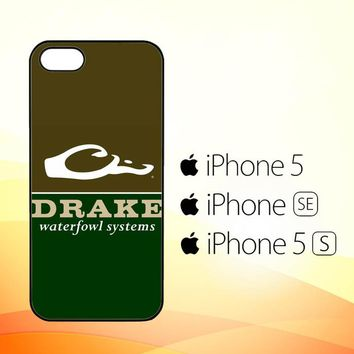 Drake Waterfowl Systems Camo X3442  iPhone 5|5S|SE Case