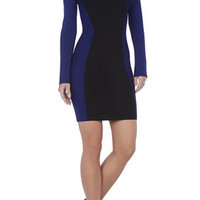 Naomee Color-Blocked Dress