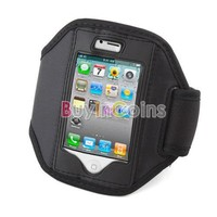 Sport Armband Arm Band Case Cover for Apple iPhone 4 4G 4S 4GS HK