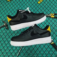 Nike Air Force 1 Af1 Low Lx Black Inside Out Fashion Shoes - Best Online Sale