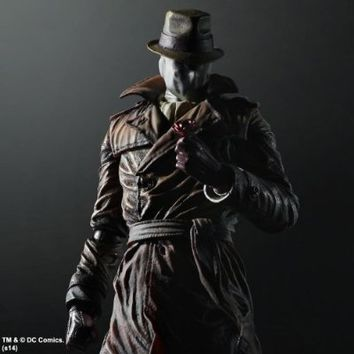 Square Enix Watchmen Play Arts - Kai - Rorschach Action Figure