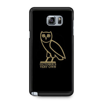OVOXO October's Very Own Note 5 Case