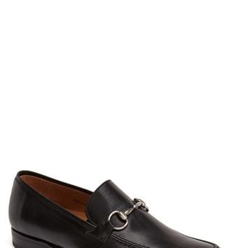 Men's Mezlan 'Tours' Leather Bit Loafer