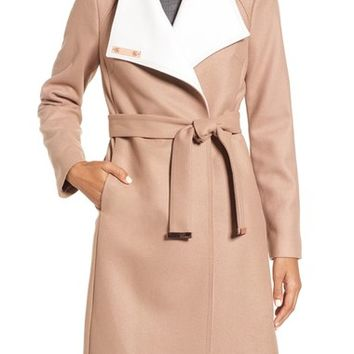 Ted Baker London Wrap Coat | Nordstrom