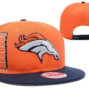 Denver Broncos 9fifty Nfl Football Cap Orange