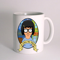 Tina Belcher Mug for Mug Design