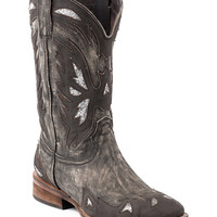 Roper Vintage Eagle Overlay Cowgirl Boots - Square Toe - Sheplers