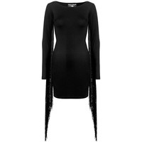 Huntress Fringe Dress