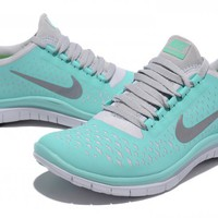 Nike Free America 3.0 V4 Tiffany Blue Shoes - $73.99