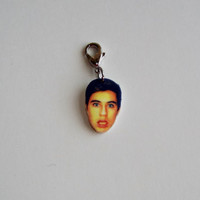 Nash Grier Charm for Bracelet, Jewelry or Phone Celebrity Novelty Gift