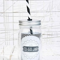 To Go Jar - Urban Outfitters