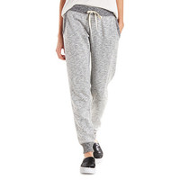 Marled French Terry Jogger Pants
