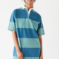 UO Rugby Oversized T-Shirt Dress | Urban Outfitters