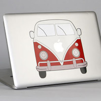 Macbook HD Decal - Beetle Bus