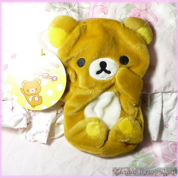 Rilakkuma Coin Purse or Cell Phone Case (NWT) from Kawaii Gyaru Shop