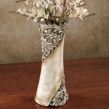 Appollonia Shell Decorative Table Vase