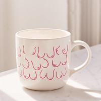 Topless Mug | Urban Outfitters