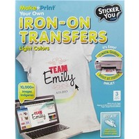 Iron-On Transfers for Light Colors | Shop Hobby Lobby
