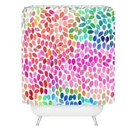 Garima Dhawan Rain 5 Shower Curtain