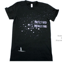 TopatoCo: Mostly Void Partially Stars Shirt