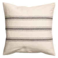 Jacquard-pattern Cushion Cover - from H&M