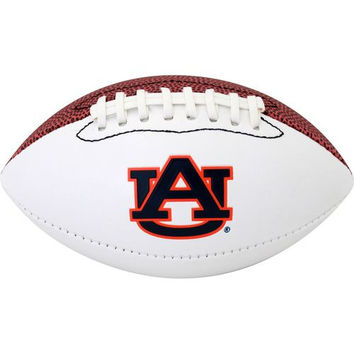 Official Size Autograph Football Auburn