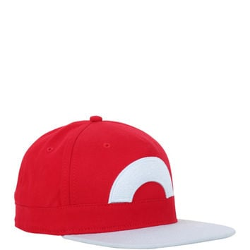 d305808147c Pokemon Ash Cosplay Snapback Hat from Hot Topic
