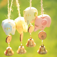 Pottery Wind Bell Innovative Gifts Home Decor [6281770182]