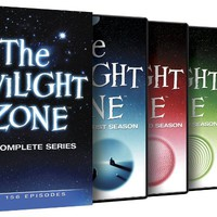 Twilight Zone: Complete Collection (Remastered):Amazon:DVD
