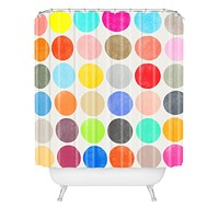 Garima Dhawan Colorplay 1 Shower Curtain