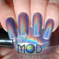 High Strangeness Holographic Nail Polish 12ml NEW BOTTLE & PRICE!