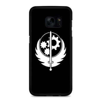 Fallout Brotherhood Of Steel Samsung Galaxy S7 Edge Case
